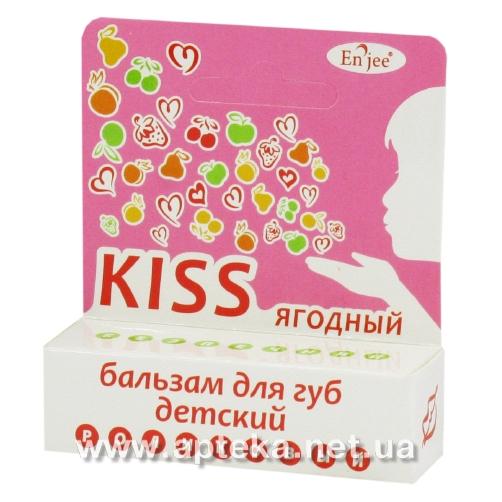 Бальзам для губ детский ягодный ENJEE