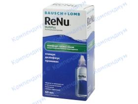 Р-Н д/лінз RENU MultiPlus фл. 60мл