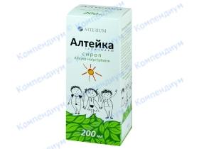 АЛТЕЙКА сироп 200мл