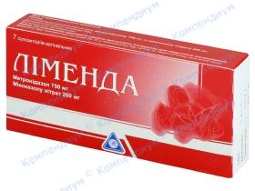 ЛІМЕНДА суп. вагін. №7