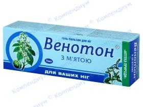 ВЕНОТОН гель-бальзам 75мл