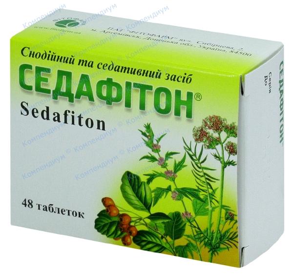 Седафитон табл. №48