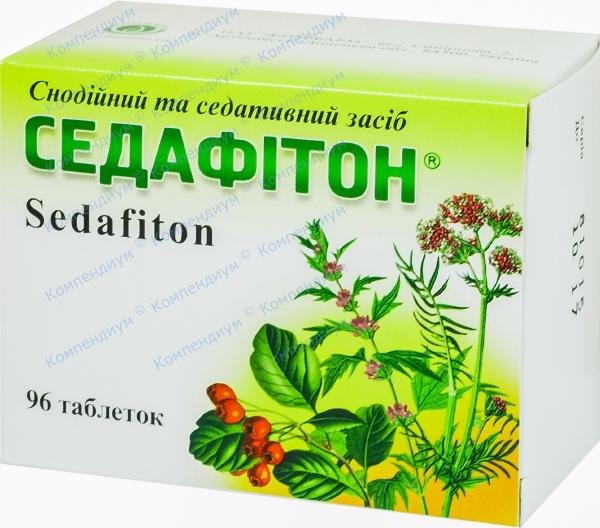 Седафитон табл. №96