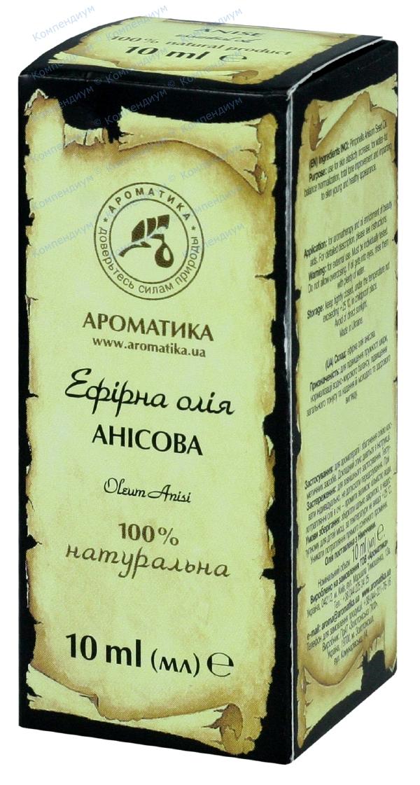 Масло эфирное аниса 10 мл
