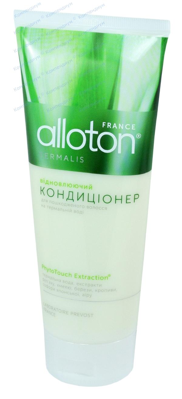 Аллотон термалис кондиционер для волос 200 мл