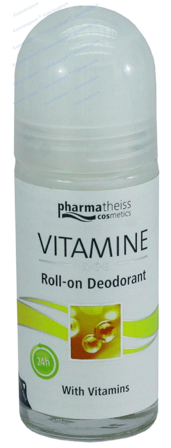 Витамин дезодорант роликовый 50 мл