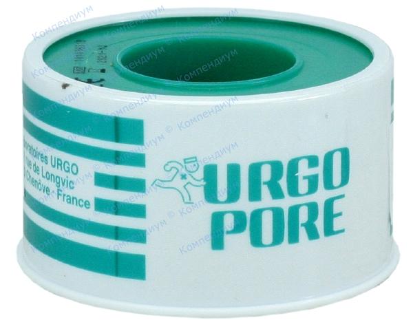 Лейкопластырь Ургоpore 5 м х 2,5 см
