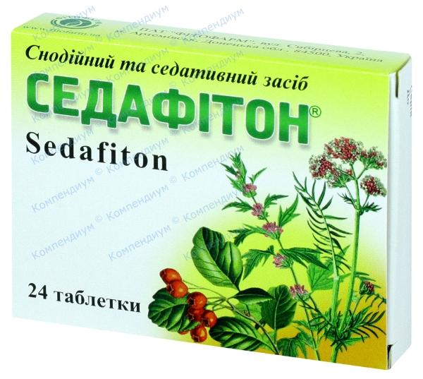 Седафитон табл. №24