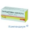 Саліцилова кислота р-н спирт.2% 25мл