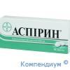 Аспірин таб.500мг №10