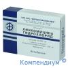 Лінкоміцину г/х капс.0,25 №20