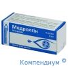 Медролгін оч.крап.5мг/мл 5мл