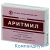 Аритміл р-н д/ін.5% 3мл №5