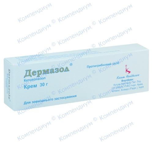 Дермазол крем 2% туб.30г