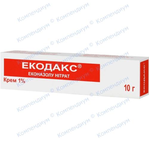 Экодакс крем 1%туб.10г