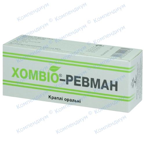 Хомвио-Ревман капли фл. 50мл