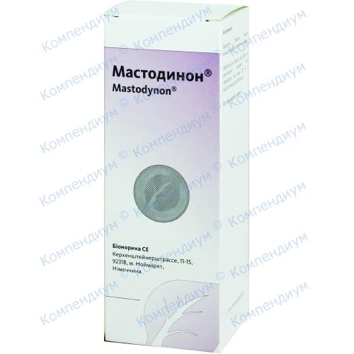Мастодинон капли.фл. 100мл