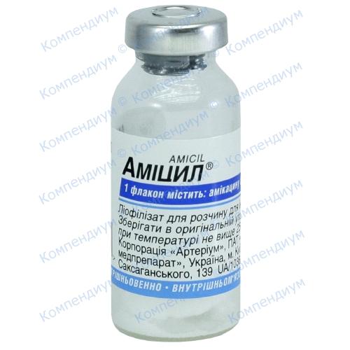 Амицил 0,5г